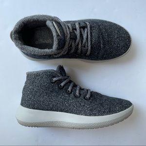 Allbirds Wool Runner-Up Mizzle Sneakers Shoes Gray